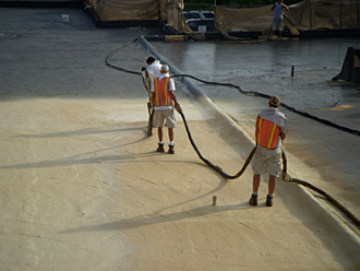 South Florida Hospital Spf Roofing System Inc